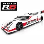 RC12R6 Factory Team Kit Parts