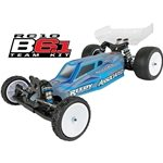 Team Associated RC10B6.1 2WD Buggy parts.