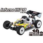 Kyosho Inferno MP9 TKI4 parts.