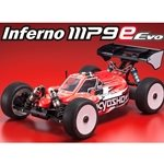 Kyosho Inferno MP9e TKI4 Parts.