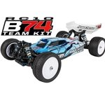 Team Associated RC10B74/RC10B74D Factory Team Kit parts.