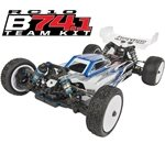 Team Associated RC10 B74.1 1/10 4WD Buggy Replacement Parts.