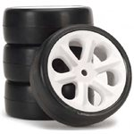 1/10th Touring Car Rubber Tires