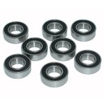 Flash Point Racing 8 x 16 x 5mm Dual Sealed Bearing (8)