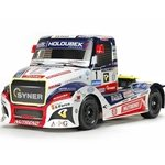 Tamiya Buggyra Fat Fox 1/14 4WD On-Road Semi Truck Kit