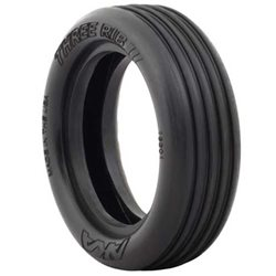 AKA Racing Three Rib 2.2 Front 2WD Buggy Tires (2).