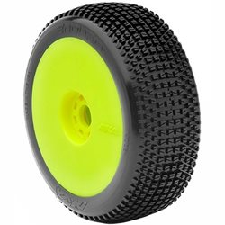 AKA Enduro Pre-mounted 1/8th scale Buggy Tires (2).