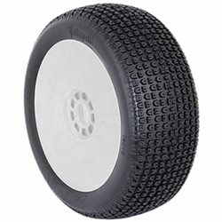 AKA Catapult 1/8 Buggy Pre-Mounted Tires (2).