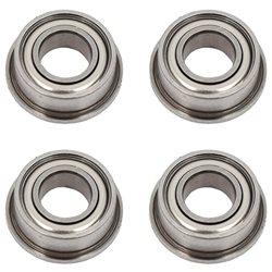 Team Associated Factory Team 4 x 8 x 3mm Flanged Ball Bearings (4)