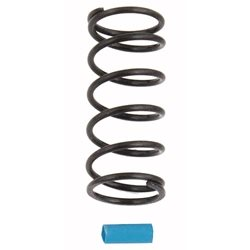 Team Associated RC12R6 Shock Spring (Blue - 12.4 lb/in)