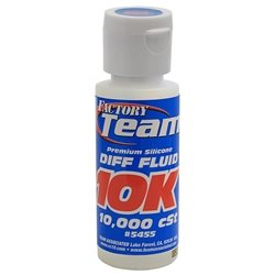 Team Associated Silicone Differential Fluid (2oz).