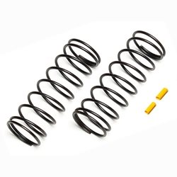Team Associated Front Springs (Yellow, 5.4 lb/in) (2) RC8B3/RC8T3