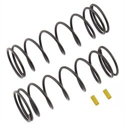 Team Associated Front Shock Spring V2 (Yellow - 5.7lb/in)