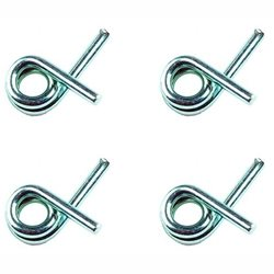 Team Associated 4-Shoe Clutch Springs 0.95mm (4)