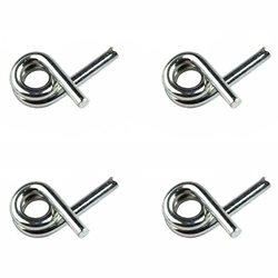 Team Associated 4-Shoe Clutch Springs 1.05mm (4)