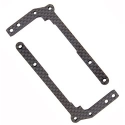 Team Associated RC10F6 Chassis Brace Set