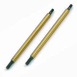 Team Associated Factory Team Gold Rear Shock Shaft 38mm (2)