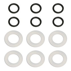 Team Associated Differential O-Rings (12)