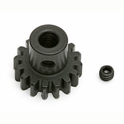 Team Associated Mod 1P Pinion Gear w/5mm Bore (12T-20T)