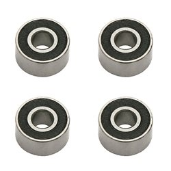 Team Associated 3 x 8 x 4mm Steering Bearing Set (4)
