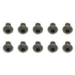 Team Associated M3 x 4mm Button Head Screw (10)