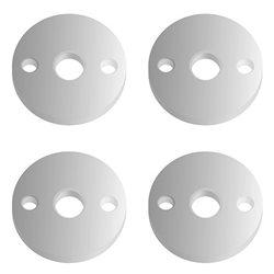 Team Associated Factory Team 12mm Pistons (2x1.6 mm/Flat) (4)