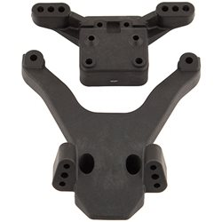 Team Associated B6.1 Top Plate and Ballstud Mount