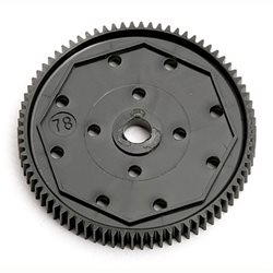Team Associated 48P Spur Gear (72T/75T/78T/81T/84T/87T)
