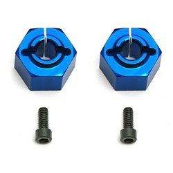 Team Associated 12mm Aluminum Clamping Wheel Hex Set (2)