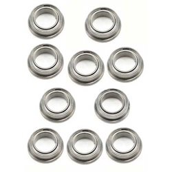 CRC 1/4 x 3/8 Flanged Bearings (10).