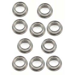 CRC 1/4 x 3/8 Flanged Ceramic Bearings (10).