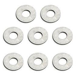 CRC #4 Aluminum Washers (8).