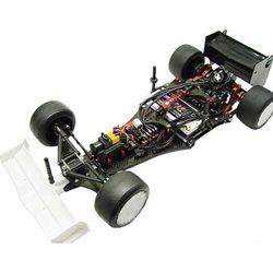 CRC WTF-1 DS Formula One Car Kit.
