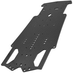CRC Graphite Chassis Plate GenX 10 R/T.