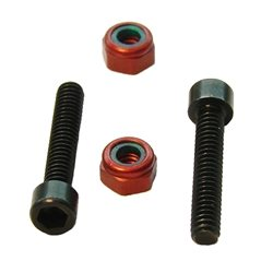 CRC Clamp Screw w/Nut for Arm Pivot Ball (2).