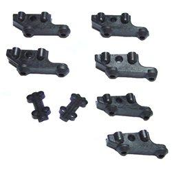 CRC upper arm mount set (0deg, 5deg & 10deg)