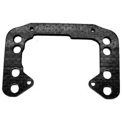 CRC Graphite 2.0mm Front End Plate for GenXti.