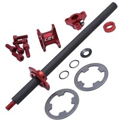 CRC Large D-Ring Differential Set (Red).