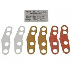 CRC Gen-XTi Front Ride Height Shim Set.