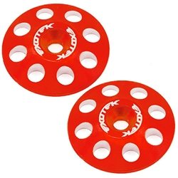 Exotek 22mm 1/8 XL Aluminum Wing Buttons