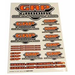 GRP FACTORY DECAL 22 x 32cm