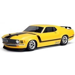 HPI Racing 70 Ford Mustang Boss 302 Body (200mm).