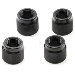 Hudy Aluminum Set-Up Station Wheel Nut (1/8 Off-Road) (4)