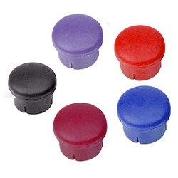 HUDY Plastic Cap Tool Handles (Black,Violet,Red,Blue,Purple)