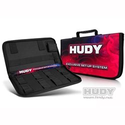 Hudy Exclusive Edition Set-Up Bag (1/10 TC,1/10 & 1/12th Pan Car)