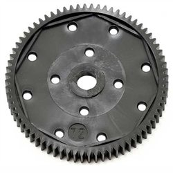 Kimbrough 48P Slipper Spur Gear (69T-90T)