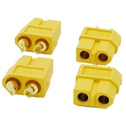 Maclan Racing XT60 connectors (4 Female)