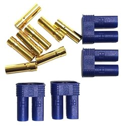Maclan Racing EC5 connectors (4 Female)