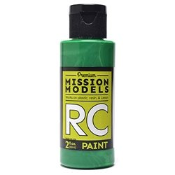 Mission Models Pearl Green Acrylic Paint (2oz)