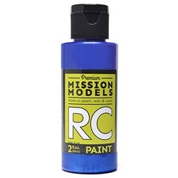 Mission Models Pearl Blue Acrylic Paint (2oz)